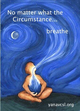 Spiritual-breathing